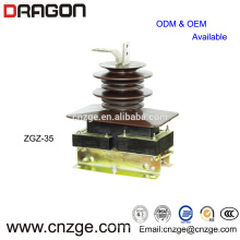 Transformador de corriente ZGZ-35kv CT PT