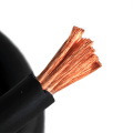 Anti aging EPDM sheath Copper conductor colored 70mm2 superflex electric welding cable