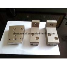 CNC Bearbeitung von Teilen mit Eletroless Nickel Plated