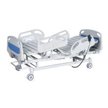 Camas elétricas do hospital luxuoso de 2 funções do ABS