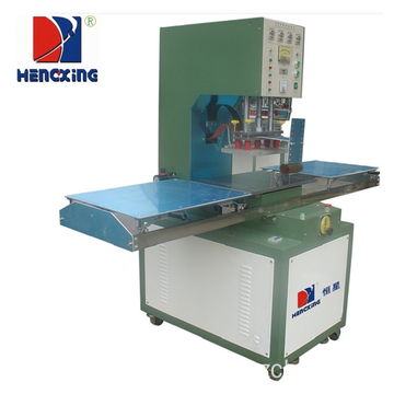 8KW High frequency turntable plastic welding machine