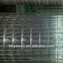 galvanized welded mesh