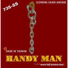 735-SS Stainless Steel Anchor Rock Climbing Chain