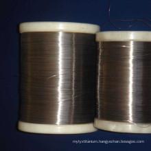 Aws 5.16 Erti-5 Pickled High Fatigue Titanium Welding Wire