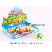Newest high quality wind up small plastic cartoon tortoise toy