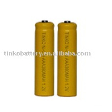 Rechargeable Battery (Size AAA) OEM welcomed