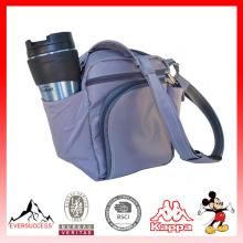 Новый стиль одноместный плеча сумка с внешним карманом бутылки (ЭС-Z334)