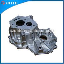 Peças usinadas personalizadas de aço inoxidável de alumínio