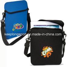 Customized Neoprene Laptop Sleeve with Shoulder Belt