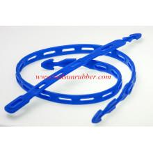 Flexible Molded Silicone Rubber Strap