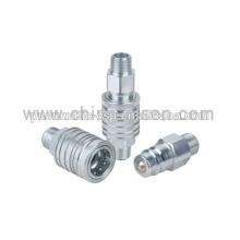 ESP empuje y tire el acoplamiento hidráulico de liberación rápida de acero