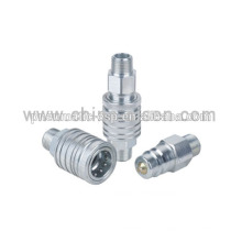ESP push and pull type hydraulic quick release steel coupling