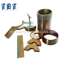 T-BOTA ASTM CBR mould with collar and perforated base