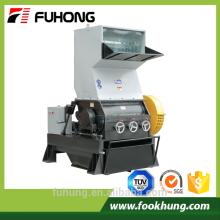 Ningbo fuhong HZS400 haute performance grand plastique recyclé pe pp pvc déchets de concasseur en plastique pour machine à moulage par injection