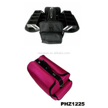 waterproof makeup bag with 4 removable trays inside manufacturer