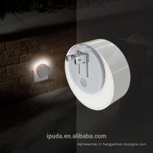 Ampoule LED intelligente de la CE ROHS 1.35W LED Rechargeable LED ampoule lampe de secours A3 pour la maison