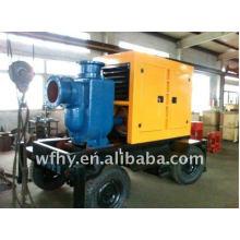 Комплект водяного насоса для фермы с дизельным двигателем DEUTZ