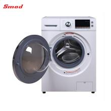 Lavadora e secadora de roupa todos em um para uso doméstico