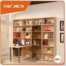 Cabinet de rangement de livres professionnel