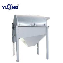 Máquina de cribado de cáscara de arroz
