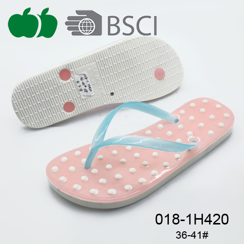 Popular Ladies High Quality New Arrival Comfortable Durable Flip Flop