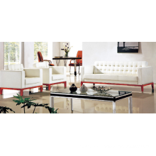 Picturesque pure white sofas sets for office space used, Office sofa furniture for sale (MX8571)