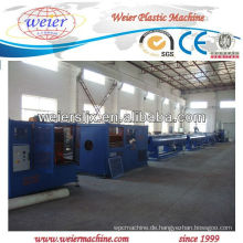 20-63mm kunststoff HDPE PP rohr Extruder maschine