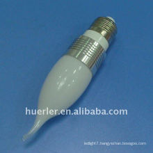 Good looking pearl cover 3w e14 dimmable led candle light