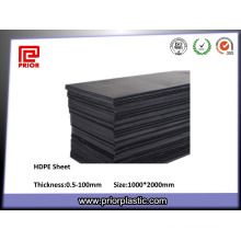 0.5-100mm Thickness Polyethylene Plate