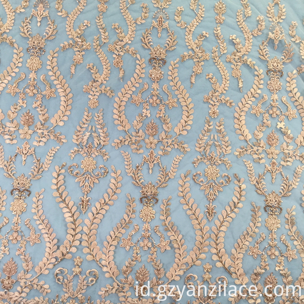 Heavy Embroidery Fabric