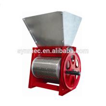Machine d'épluchage de grain de café frais de type de main