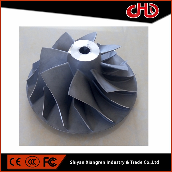 3533704 K50 Turbo Compressor impeller-2