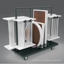 Mesa de buffet moderna / mesa de buffet carrito de almacenamiento (DE56)