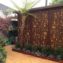Laser Cut Metal Wall Art for Garden