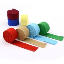 Wholesale 20mm Colorful Polyester Cotton Webbing Sling Belt  For Bag Strap