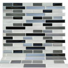 Self Adhesive 3D Mosaic Wall Stickers Kitchen backsplash