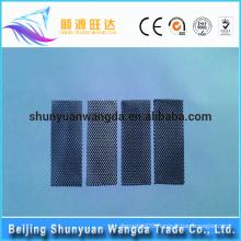 Pure Tungsten Wire Mesh Heater In Industrial Furnace