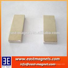 Kundenspezifische Form und industrielle Magnetanwendung 80 x 30 x 10mm Pernanent Magnet