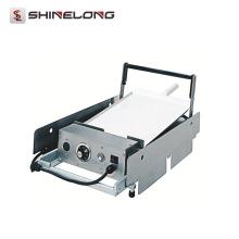 ShineLong Heavy Duty 2 Layer Machine máquina de fabricação de hambúrguer