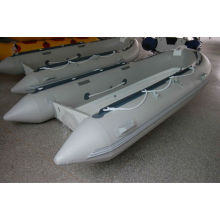 FPR boat RIB300 FPR hull inflatable boat