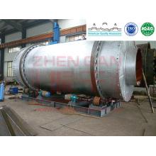 Secadora de secado Serie Hzg Secador de tambor giratorio