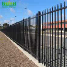 factory supply of 72inch commercial steel fence