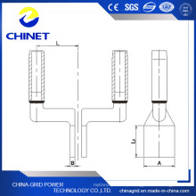 Sty Type Aluminum Compression Terminal Clamp