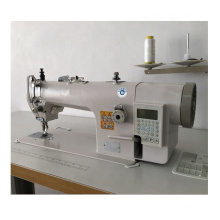 Direct Drive Auto Trimmer High Speed Computer Lockstitch Industrial Sewing Machine  Factory with Good Price