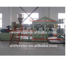 PVC rigid sheet calendar machine