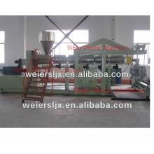 Máquina de calendário de folha rígida de PVC