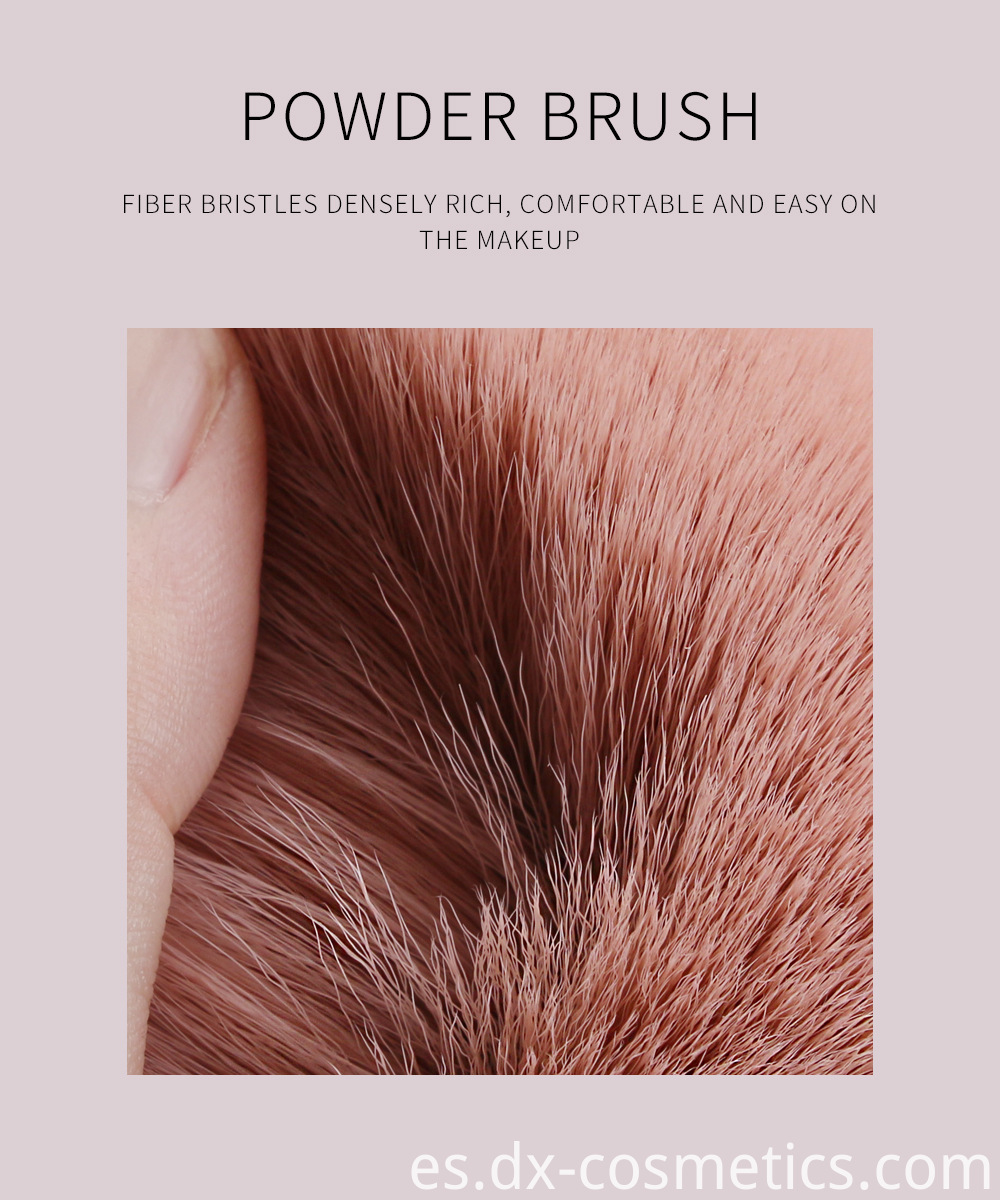 Round Loose Powder Brush 3
