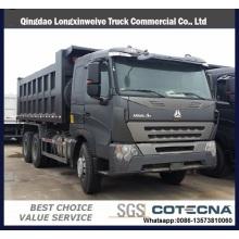 Camión volquete de Sinotruk HOWO A7 6X4 de los productos calientes para África