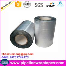 bitumen adhesive water-proof aluminum foil tape for building