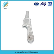 Galvanized Malleable Iron Wedge Type Strain Clamp